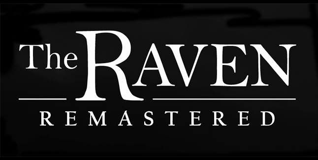 The Raven Remastered Logo