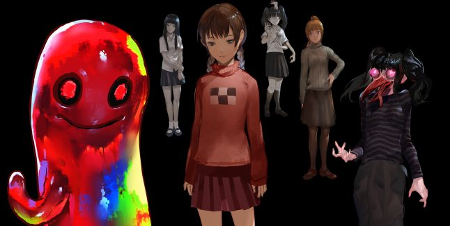 Yume Nikki Dream Diary Art