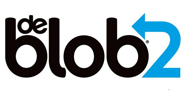 de Blob 2 Logo