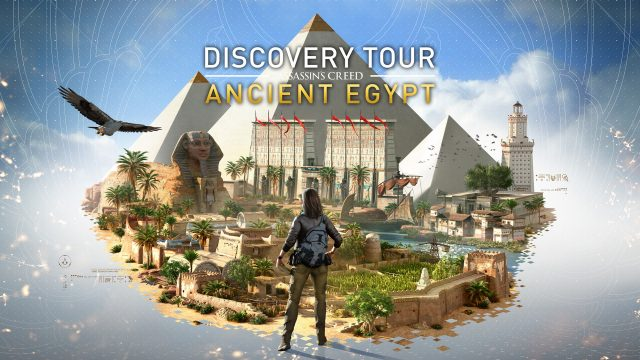 Assassin's Creed Origins The Discovery Tour Key Art