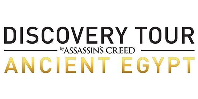 Assassin's Creed Origins The Discovery Tour Logo