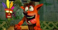 Crash Bandicoot Banner