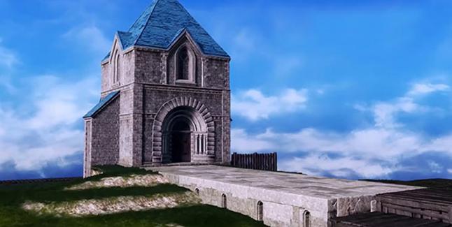 Dissidia Final Fantasy NT Orbonne Monastery Banner