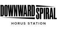 Downward Spiral Horus Station Logo