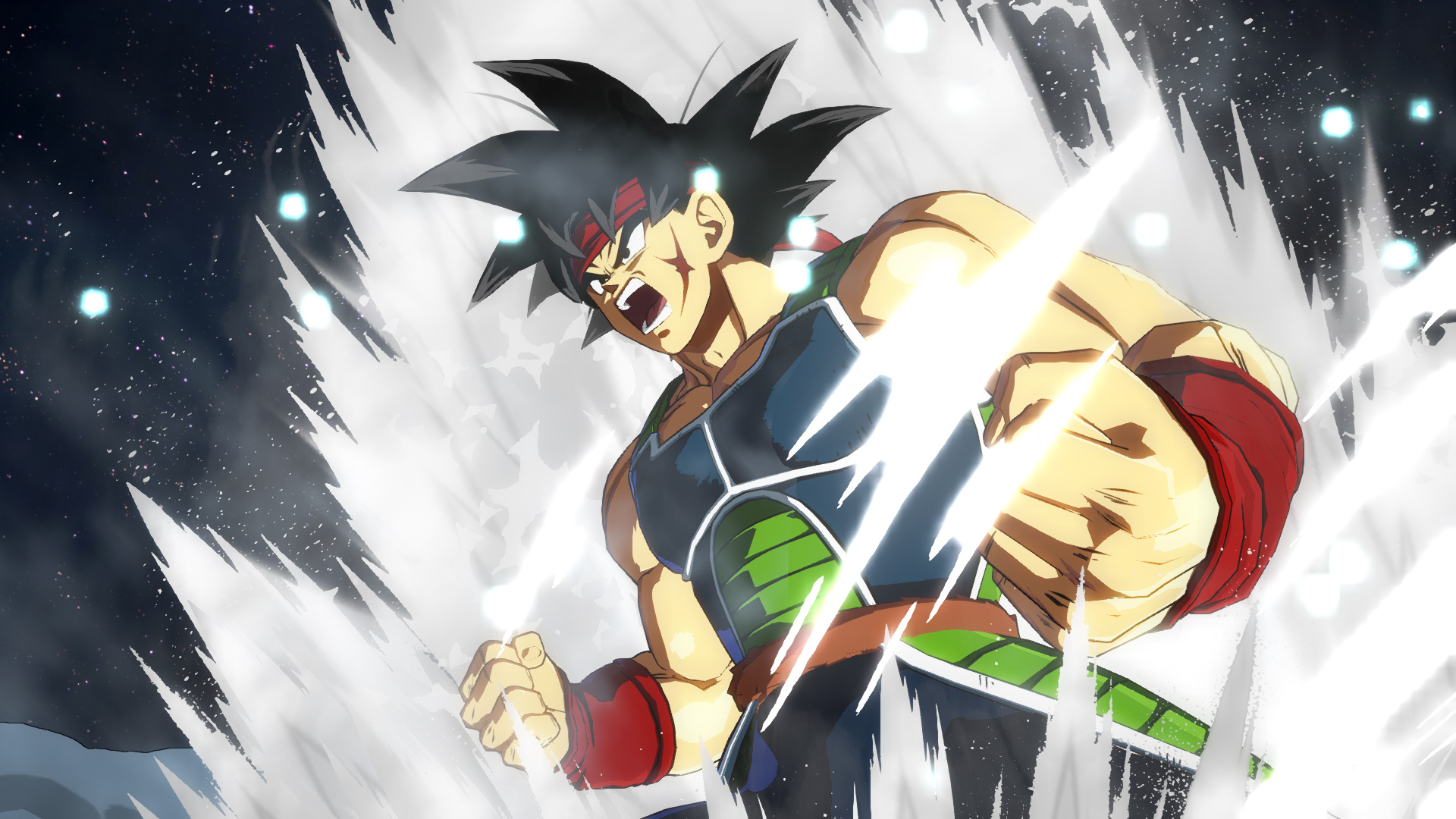 Dragon Ball Fighterz Bardock Screen 1