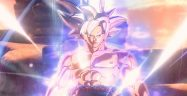 Dragon Ball Xenoverse 2 Mastered Ultra Instinct Goku Banner