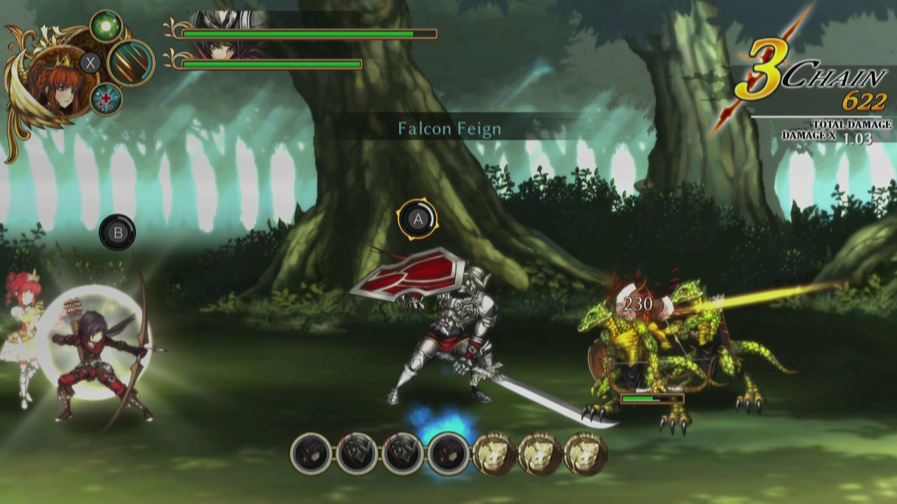 Fallen Legion Rise of Glory Screen 5