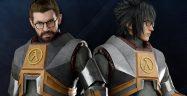 Final Fantasy XV Windows Edition Half-Life Banner