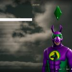 Final Fantasy XV Windows Edition x The Sims Screen 1