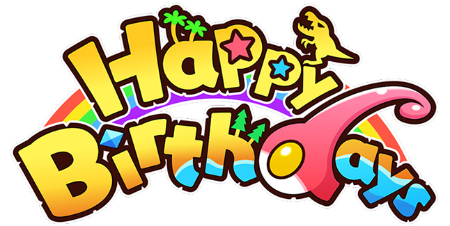 Happy Birthdays Logo
