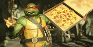 Injustice 2 Teenage Mutant Ninja Turtles DLC Banner