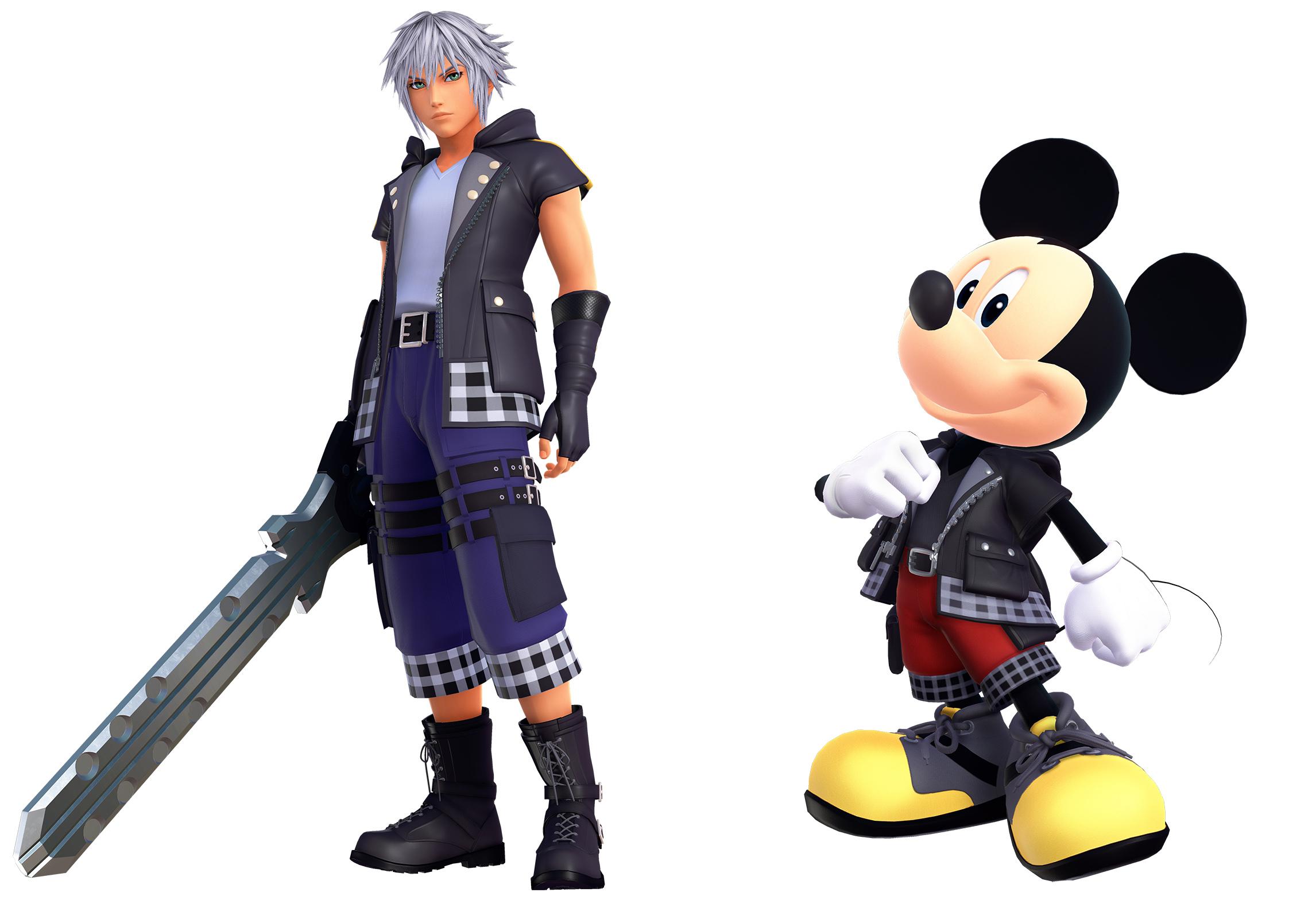 Kingdom Hearts 3 Renders 2