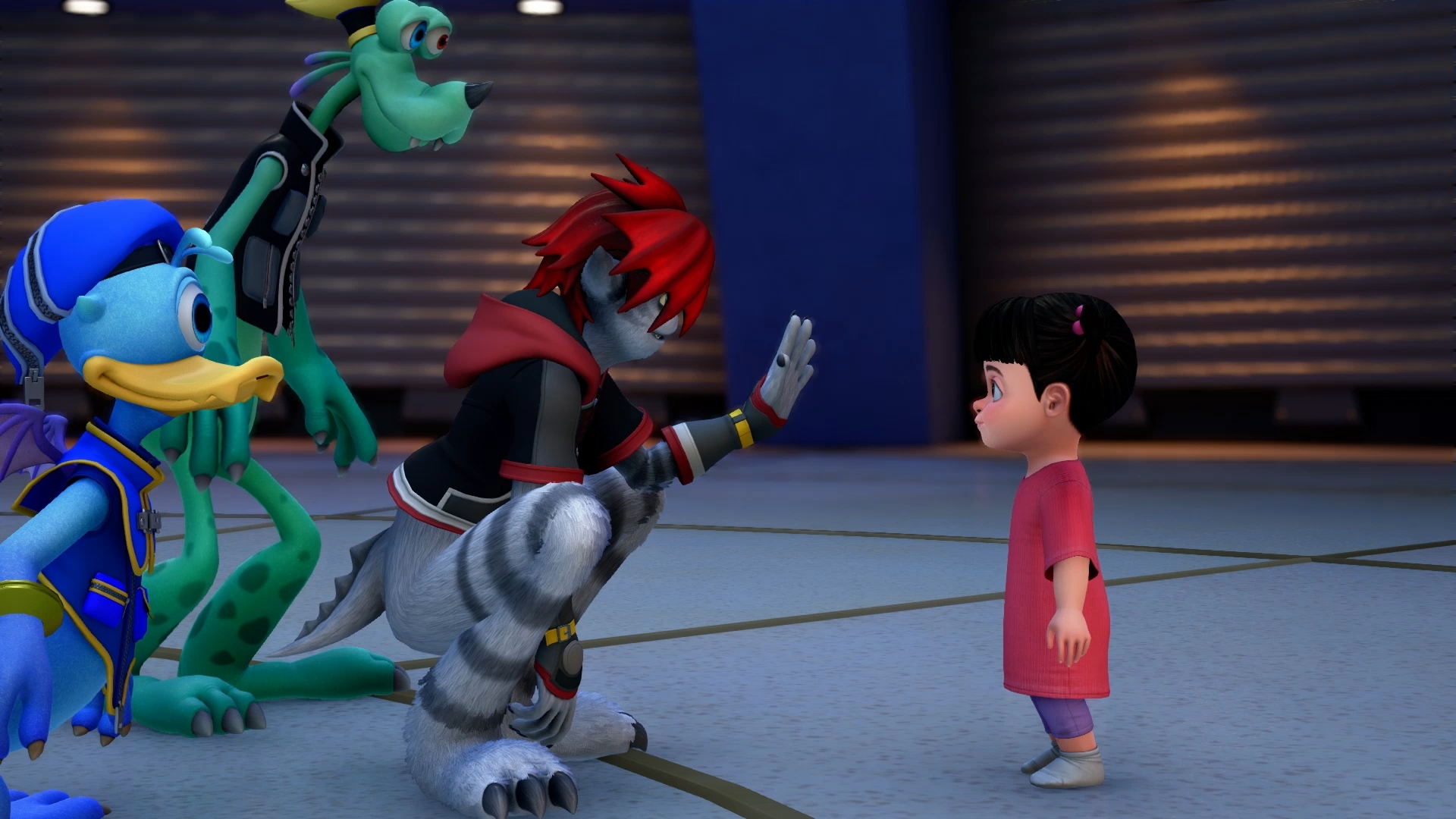 Kingdom Hearts 3 Screen 1