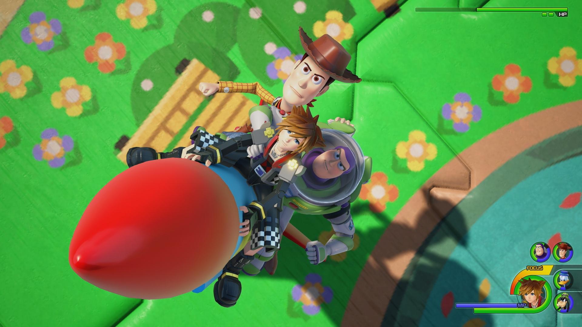 Kingdom Hearts 3 Screen 15