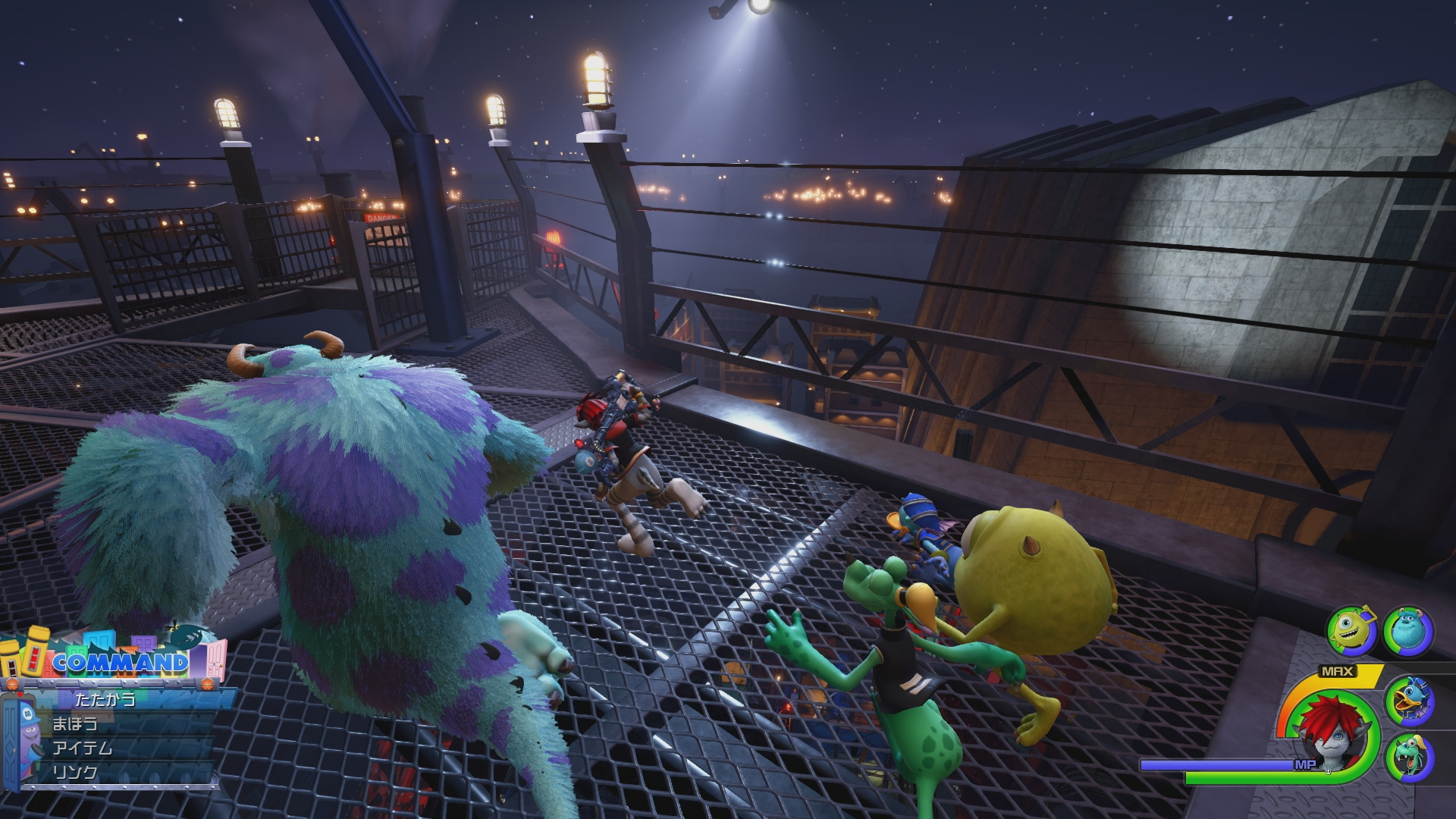 Kingdom Hearts 3 Screen 8
