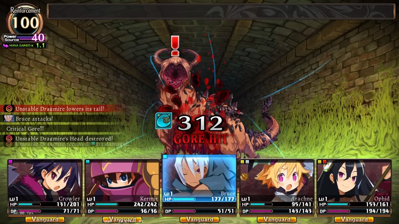 Labyrinth of Refrain Coven of Dusk Screen 1