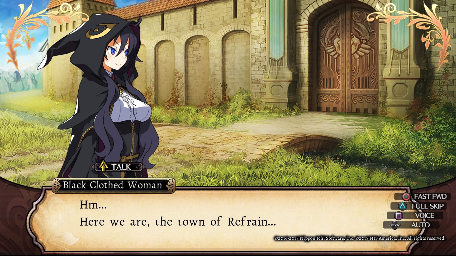 Labyrinth of Refrain Coven of Dusk Screen 2