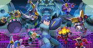 Mega Man Legacy Collection 1 + 2 Banner