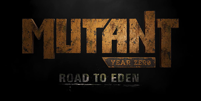 Mutant Year Zero Road to Eden Logo