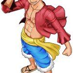 One Piece World Seeker Character Art 1