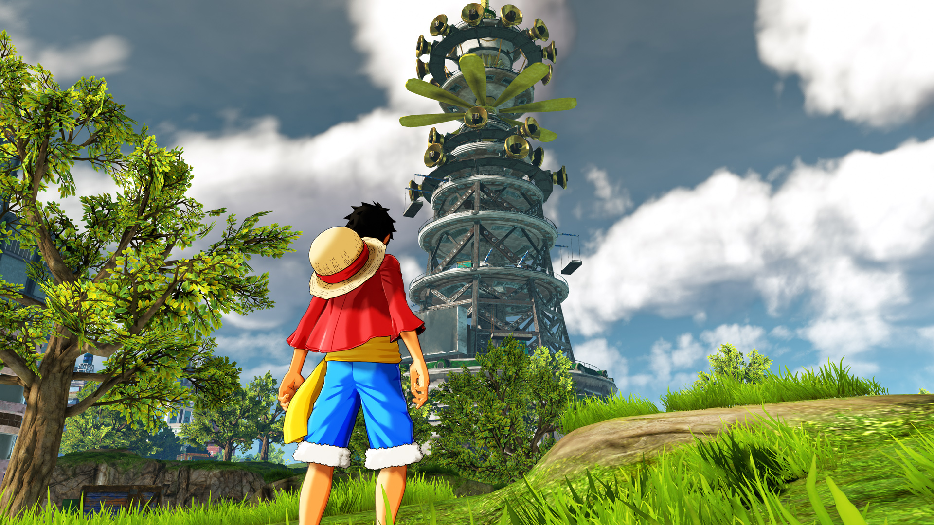 One Piece World Seeker Screen 10