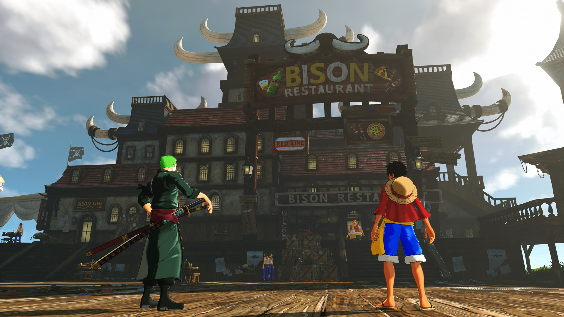 One Piece World Seeker Screen 11