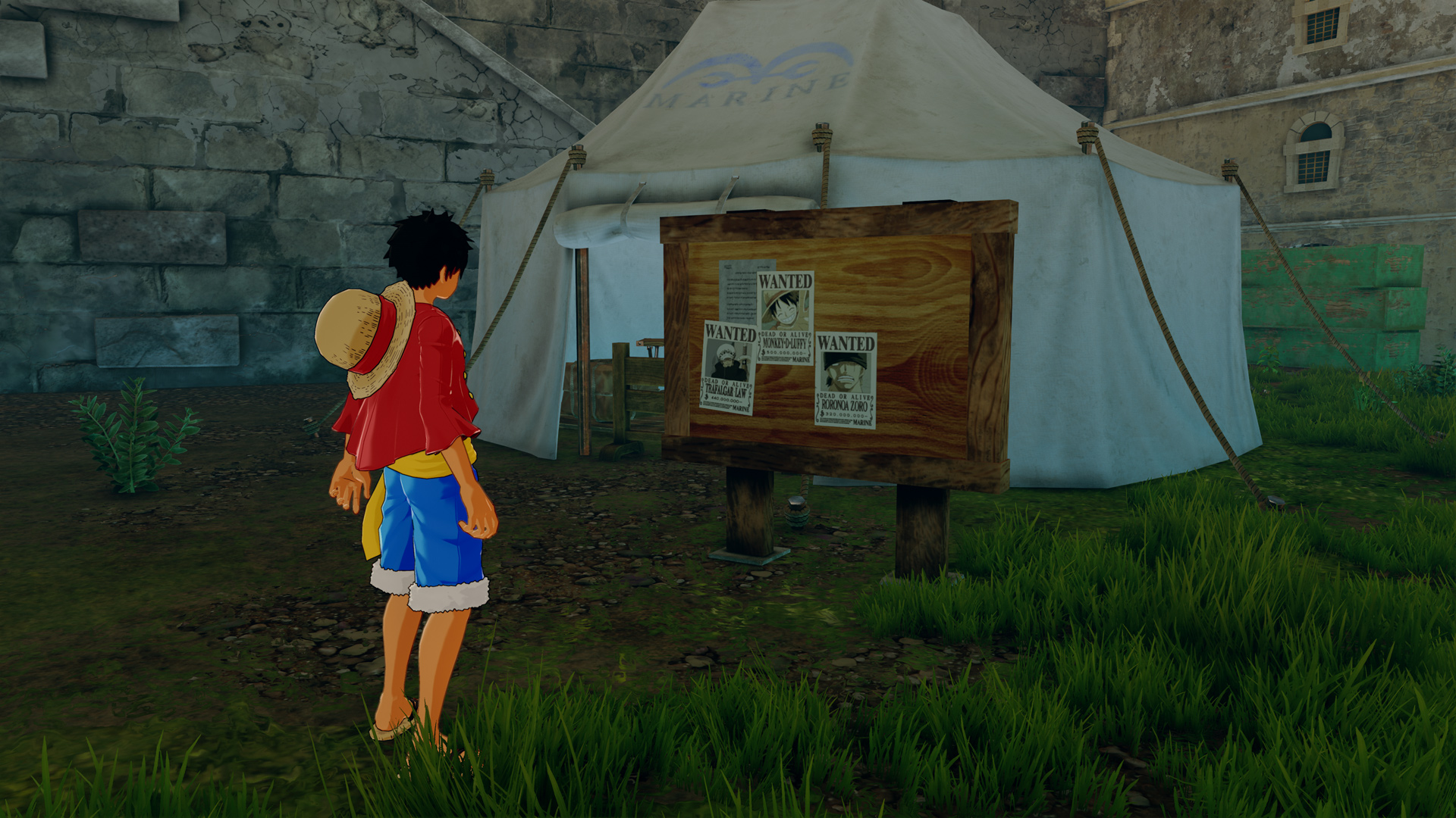 One Piece World Seeker Screen 16