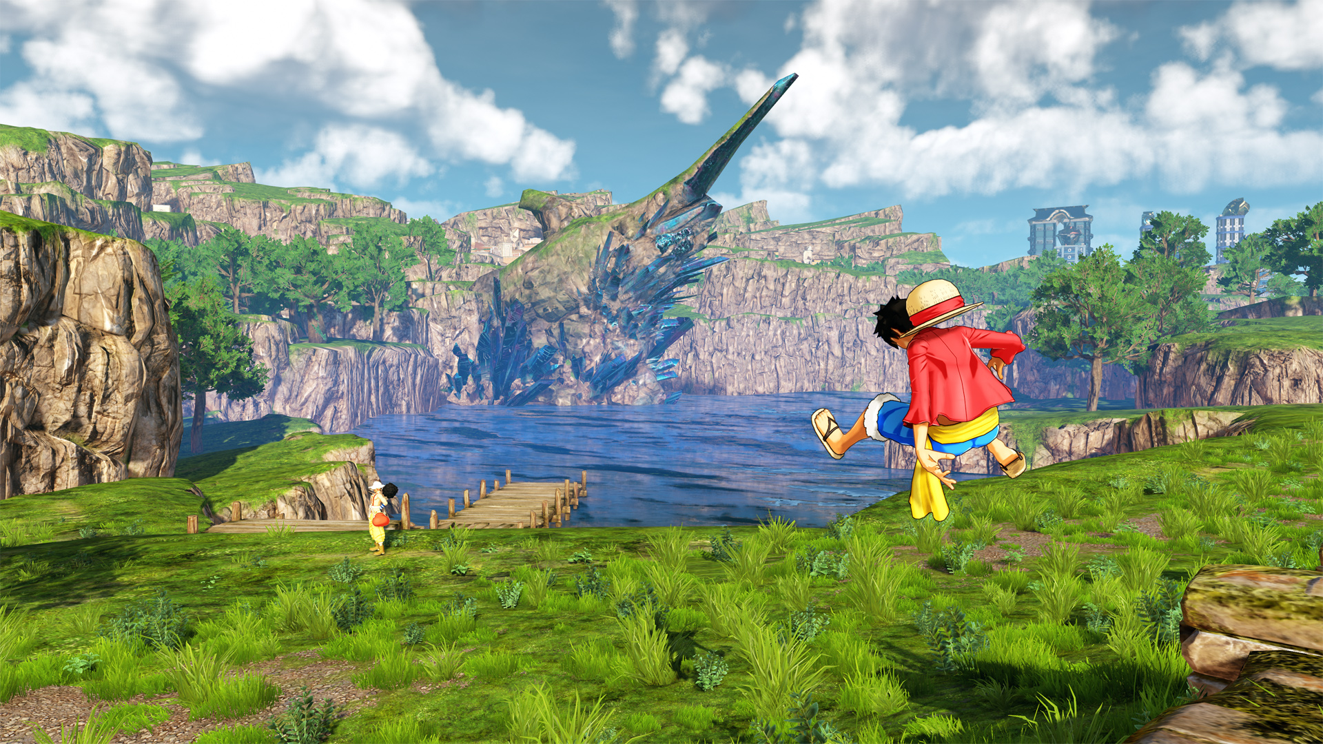 One Piece World Seeker Screen 17