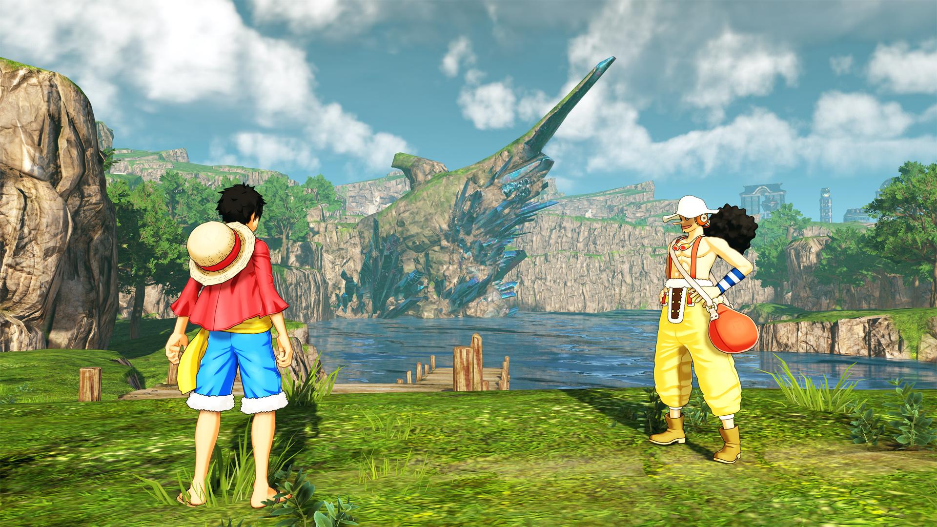 One Piece World Seeker Screen 18