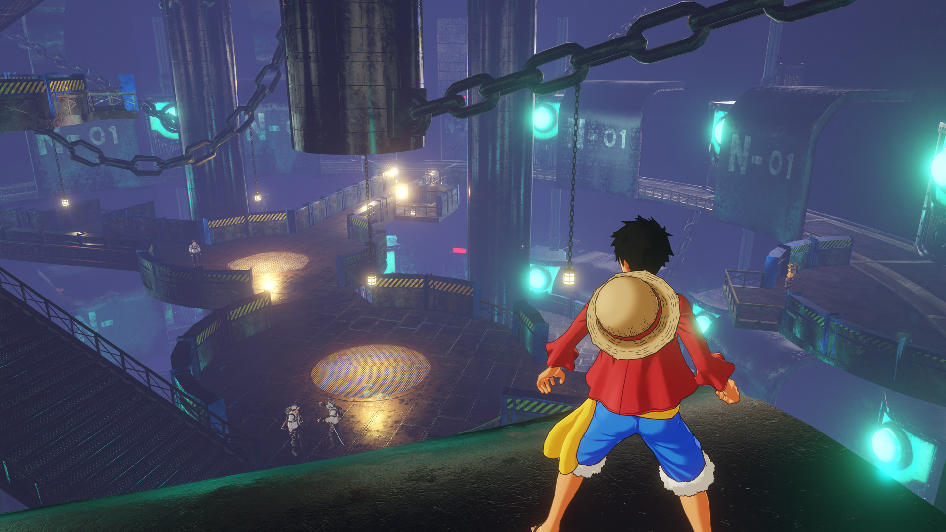 One Piece World Seeker Screen 24