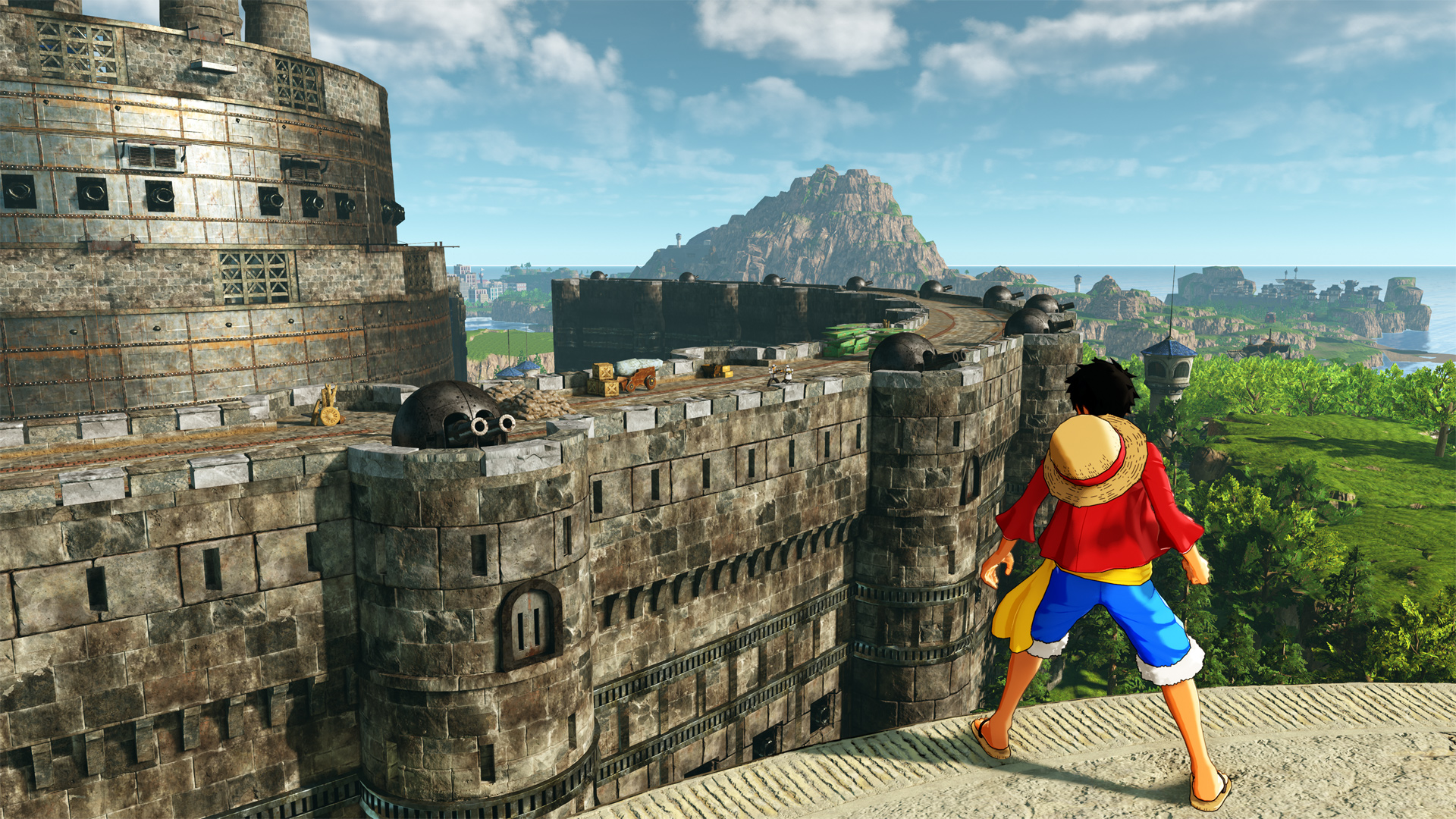 One Piece World Seeker Screen 27