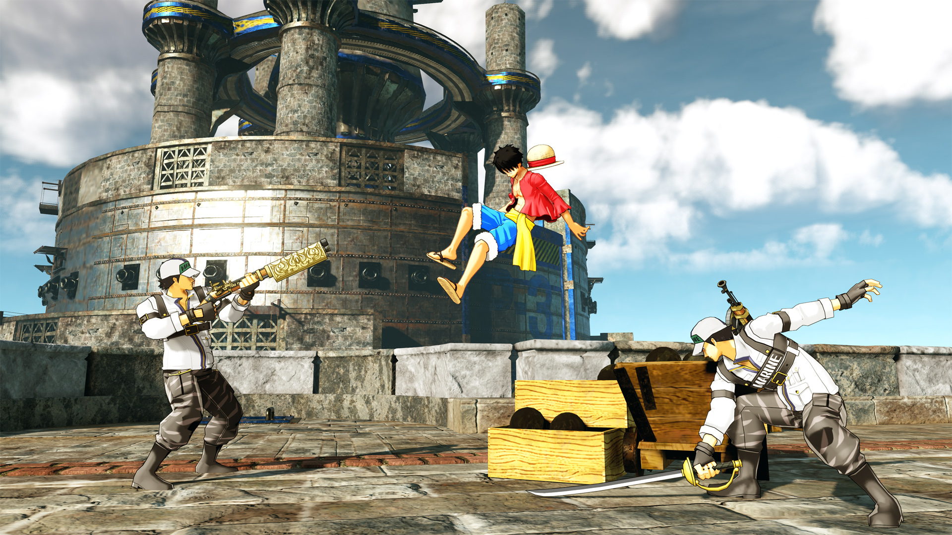 One Piece World Seeker Screen 28