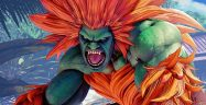 Street Fighter V Blanka Banner
