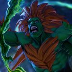 Street Fighter V Blanka Screen 1