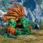 Street Fighter V Blanka Screen 2