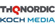 THQ Nordic Koch Media Logos