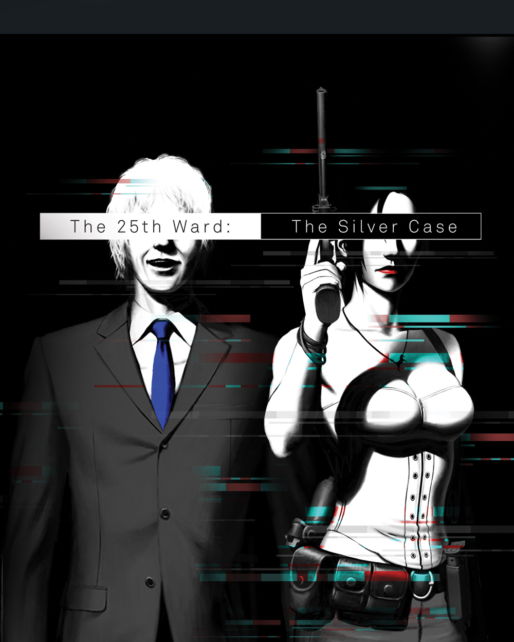 The 25th Ward The Silver Case Key Art