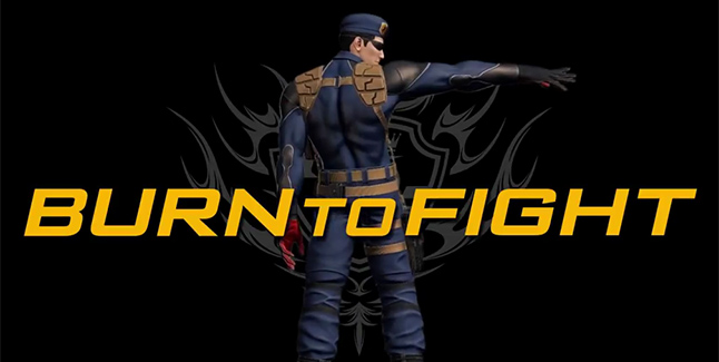 The King of Fighters XIV Heidern Banner