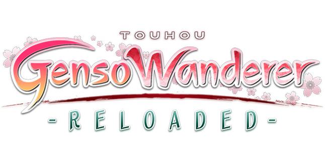Touhou Genso Wanderer Reloaded Logo