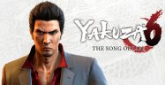 Yakuza 6: The Song of Life Banner