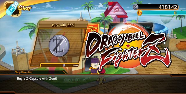 Dragon Ball FighterZ Money Cheat