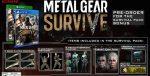 Metal Gear Survive Cheats