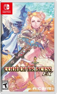 Code of Princess EX Boxart