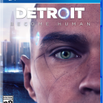 Detroit Become Human Boxart
