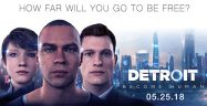 Detroit Become Human Protagonists Banner