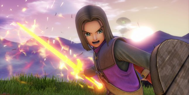 Dragon Quest XI Echoes of an Elusive Age Screen 1