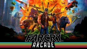Far Cry Arcade Key Art