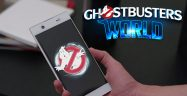 Ghostbusters World Banner
