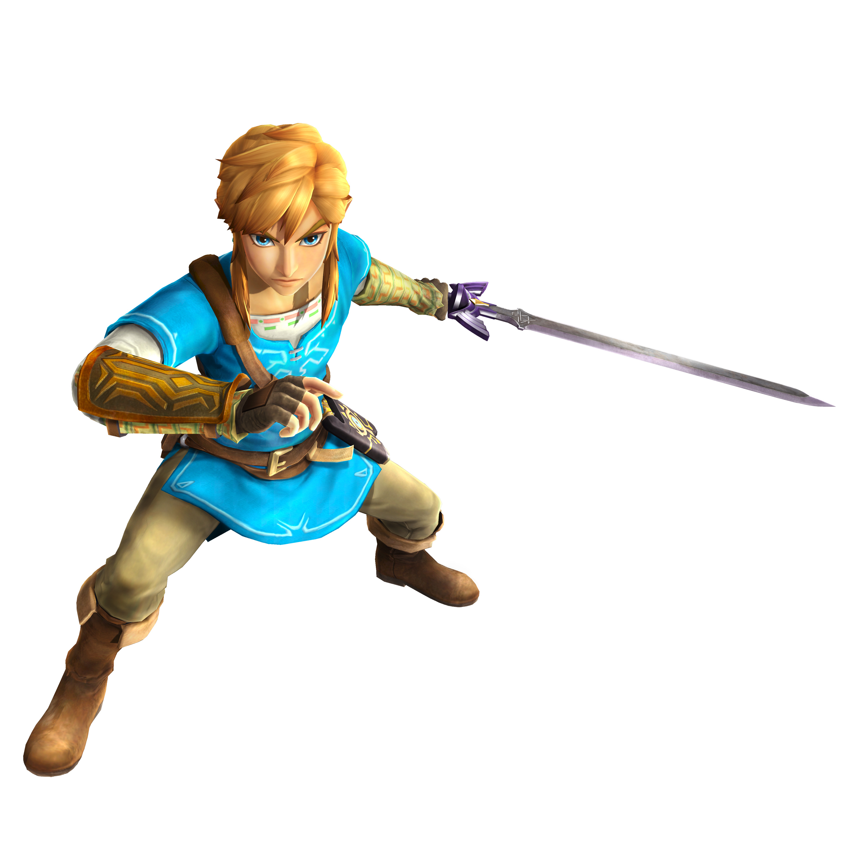 Hyrule Warriors Definitive Edition Render 1