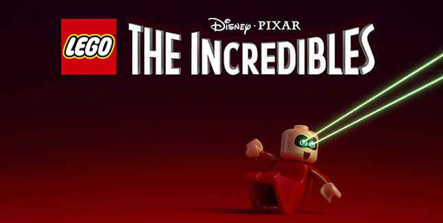 LEGO The Incredibles Banner
